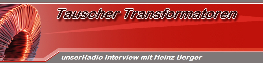 unserRadio Interview mit Heinz Berger